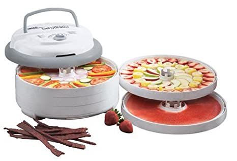 Amazon.com: Snackmaster Pro Alimentación deshidratador FD-75A: Home & Kitchen