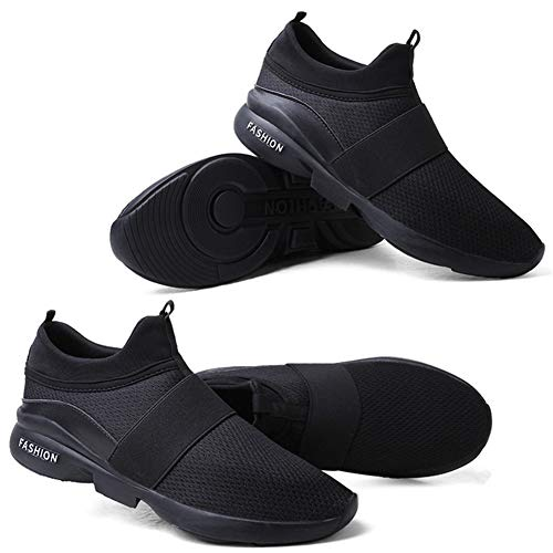 Xikete Men Walking Tennis Trail Running Athletic Shoes Men's Lightweight Casual Fashion Sneakers