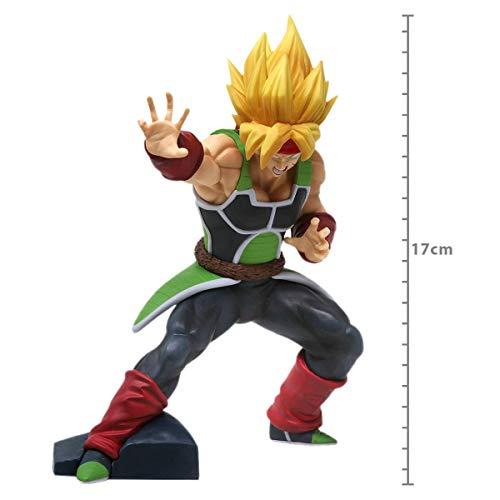 Figure Dragon Ball Z Super Saiyan Bardock Ref. 29949/29950, BANDAI BANPRESTO