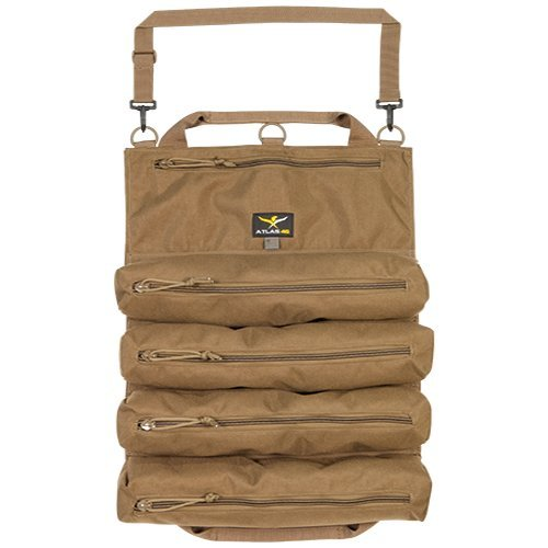 Atlas 46 Tool Roll Pouch - XL, Coyote by Atlas 46 (Image #1)