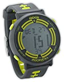 Rockwell Time RGF-106 Game Face Digital Dial Watch, Light Gray/Blue