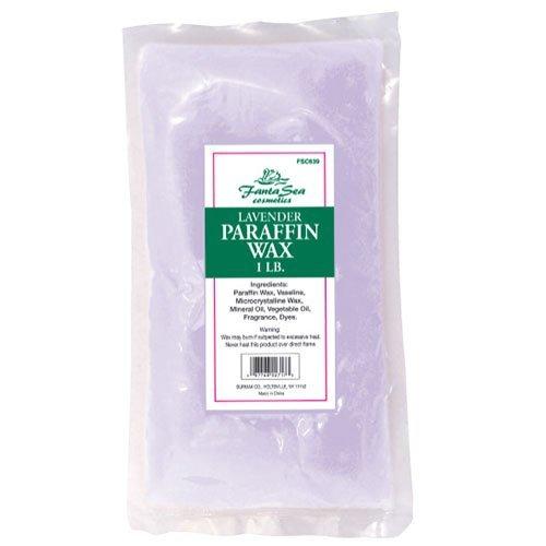 FantaSea Lavender Paraffin Wax, 1 Pound