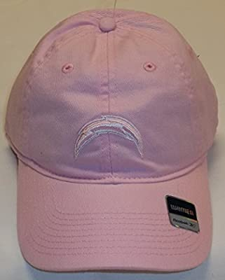 Amazon.com   San Diego Chargers Womens Slouch Strap Hat by Reebok ... 3f2799ad3