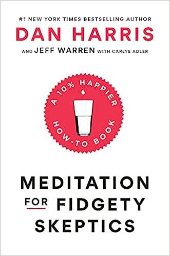 Epub download meditation for fidgety skeptics a 10 happier how epub download meditation for fidgety skeptics a 10 happier how to book pdf full ebook by dan harris acalewif fandeluxe Images
