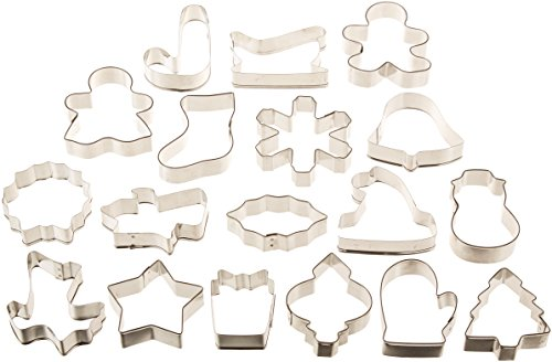 wilton gingerbread cookie cutter - 8