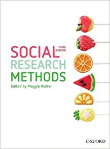 social research methods maggie walter 3rd edition pdf