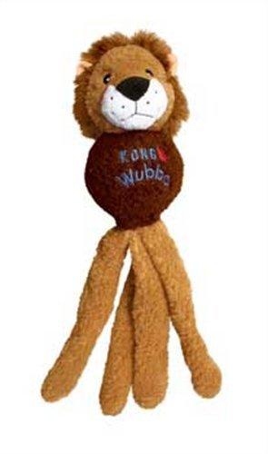 KONG Snugga Wubba Friend Dog Toy, Large, Assorted (Bunny Wubba)
