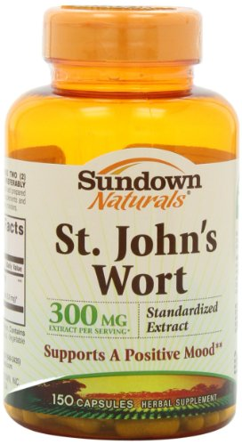 Sundown Naturals St John S Wort Strength