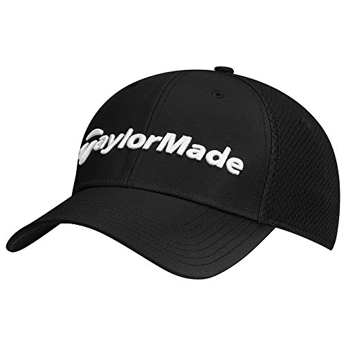 TaylorMade Golf 2017 performance cage hat black s/m