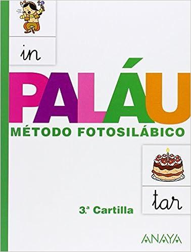 Método Fotosilábico: 3.ª Cartilla. - 9788467832327 por Antonio Paláu Fernández epub