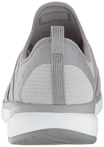 Finest Gris 0 Hour 2 Skechers Gry Flex Fitness Grey de Appeal Chaussures Femme qCwvnfxIO
