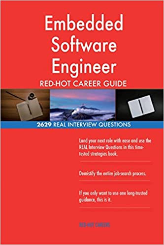 Embedded Software Engineer RED-HOT Career Guide