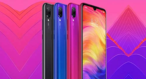 Xiaomi Redmi Note 7, 64GB/4GB RAM, 6.30'' FHD+, Snapdragon 660, Black - Unlocked Global Version