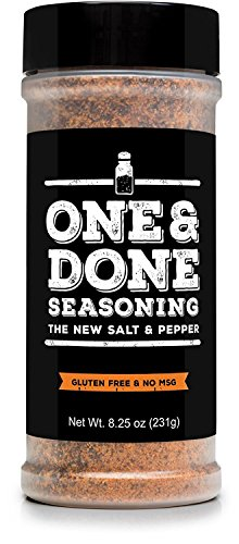 (One & Done Seasoning, All-Purpose Rub, Junior (8.25 oz))