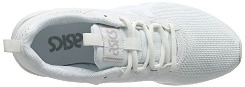 Asics de Runner Unisex Zapatillas Adulto White Gel Running Blanco Lyte White xwxSfA