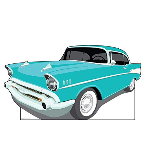 Advanced Graphics 50's Car Life Size Cardboard Cutout Standup