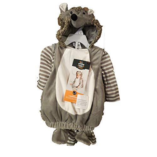 Target Hyde & Eek Hedgehog Costume 0-6 Months -