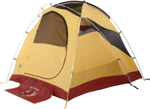 Big Ag Big House 6 Shelter Yel/Red, Outdoor Stuffs