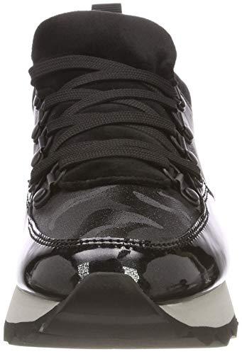 black 098 23612 5 Noir 5 98 S Femme Sneakers oliver Basses 21 Comb TZvn1w