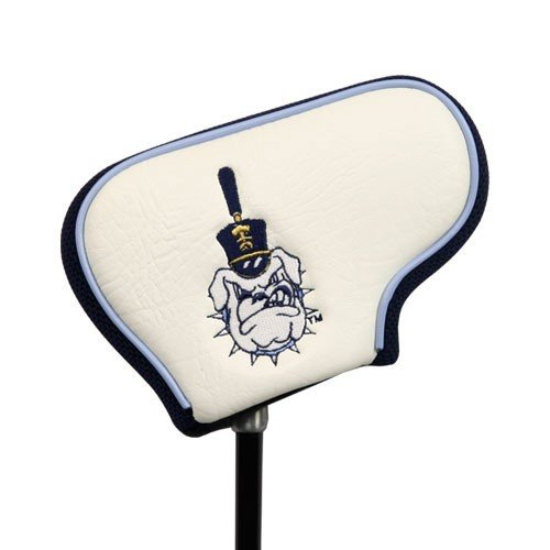 NCAA Citadel Bulldogs Blade Putter Cover - Bulldogs Putter Cover
