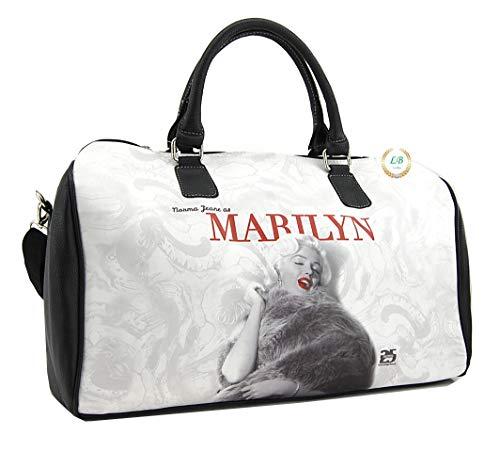 Marilyn Monroe Large Duffel Bag, Norma Jeane as Marilyn ()