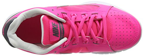 Nike Air Vapor Ace, Zapatillas de Tenis Mujer Rosa (Hypr Pink / White-Drk Gry-Gmm Bl)