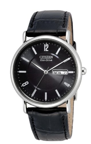 citizen-mens-bm8240-03e-eco-drive-stainless-steel-watch-with-leather-band