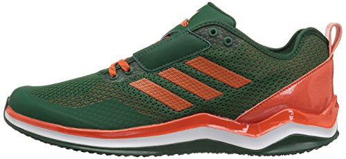 Green 3 Trainer Speed 0 Dark Orange collegiate Performancespeed white Adidas Da Uomo f8q7W