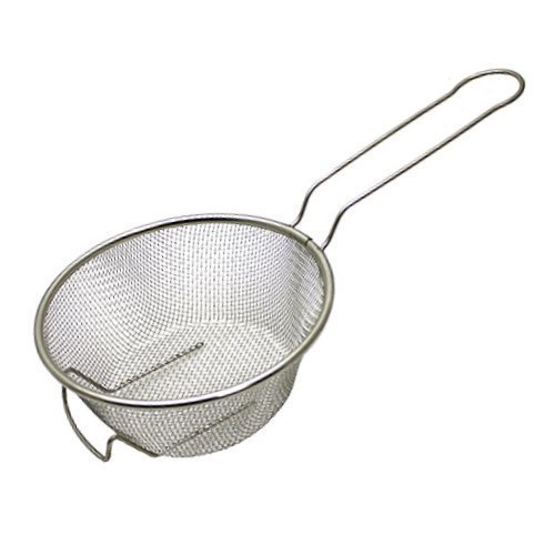Scandicrafts 7 Inch Mesh Frying Basket