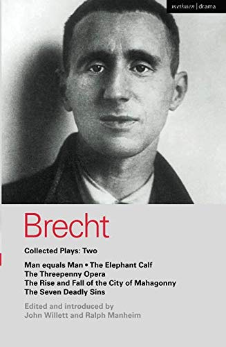 Brecht Collected Plays: 2 (World Classics) (Vol 2)