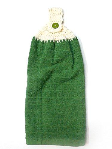 Hand Crochet Green - 6