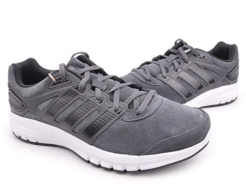 Scarpe Duramo Black Adidas white 6 Corsa nbsp;lea Da Uk 8 M 4fnFqwB