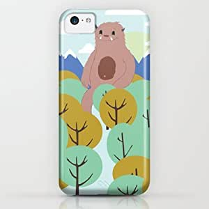 Society6 - A Morning Stroll iPhone & iPod Case by Eric-Bird
