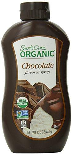 Santa Cruz Organic Syrup, Chocolate, 15.5 Ounce Bottle ()