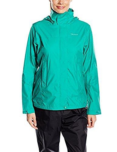 Marmot Women's PreCip� Jacket Green Garnet L none