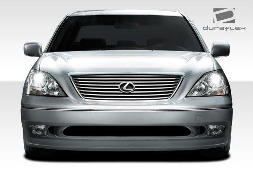 2004-2006 Lexus LS Series LS430 Duraflex VIP Front Bumper Cover – 1 Piece (Overstock)
