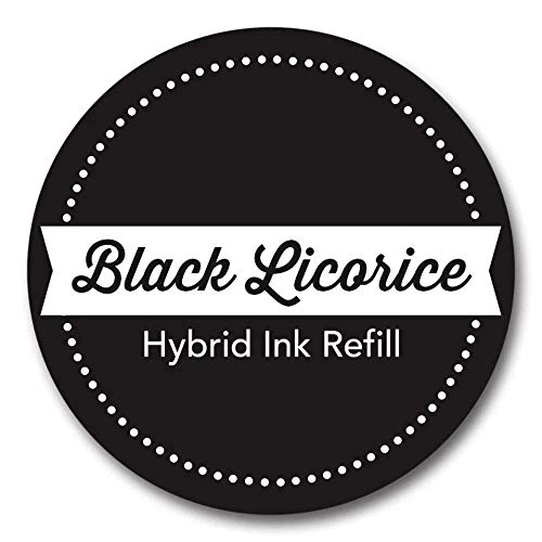 My Favorite Things Hybrid Ink Refill, 0.25-Ounce, Black Licorice
