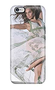 6 Plus Scratch-proof Protection Case Cover For Iphone/ Hot Leona Lewis Dancing Dark Skin Hair Sun White Green Dress Singer Celebrity Xfactor Winner Uk People Women Phone Case