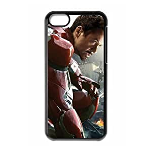 GGMMXO Avengers Age of Ultron 3 Phone Case For Iphone 5C [Pattern-1]