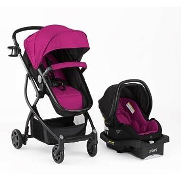Amazon.com: urbini Omni Plus Travel System Viola Color: Baby