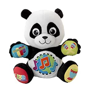 Baby Einstein Press and Play Pal Toy, Panda (Discontinued by Manufacturer)
