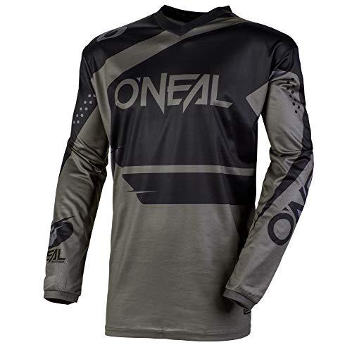 O'NEAL Element Racewear FR Jersey Trikot lang gelb/schwarz 2020 Oneal