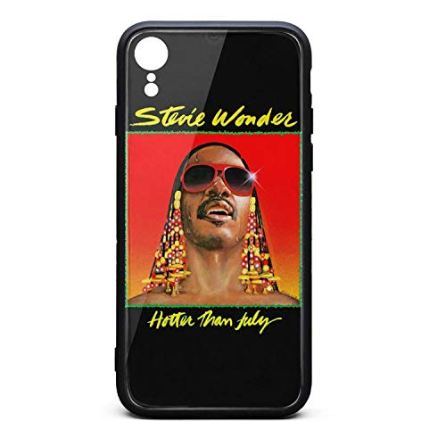 iPhone XR Cases Stevie-Wonder-Hotter-Than-July- Scratch-Resistant Protective iPhone Case for iPhone XR