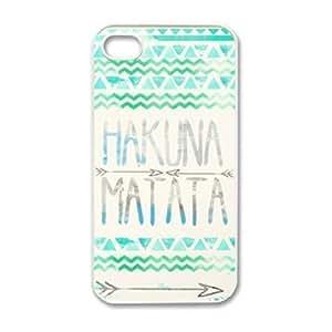 TRIPACK ? Accessories iphone 5/5s iphone 5/5s Hard Case Cover HAKUNA MATATA DESIGN SA8195