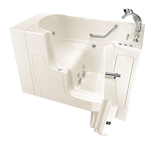 Safety Tub Air Bubble System - American Standard 3052OD.709.CRL-PC Gelcoat Value Series 30