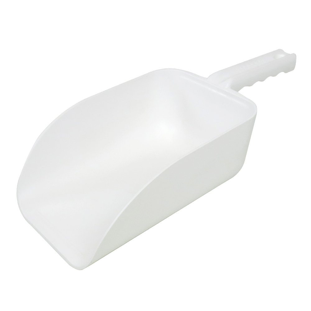 UltraSource 82 oz. Plastic Scoop for Ice, Dog Food, Dry Goods, and more by UltraSource