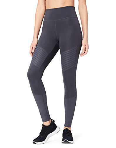Dare Mujer Core Leggings Series The Gris Grey Shine Grey Devil dark dark 10 Icon xI4qHw0I