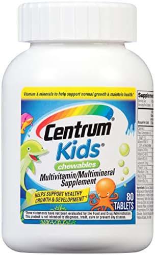 Multivitamins: Centrum Kids