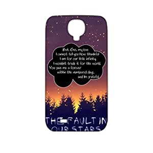 Fortune The faulting our stars artistic 3D Phone Case for Samsung Galaxy s4