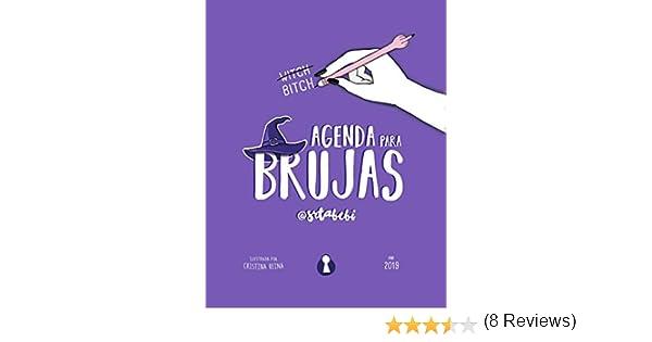 AGENDA ANUAL PARA BRUJAS. 2019
